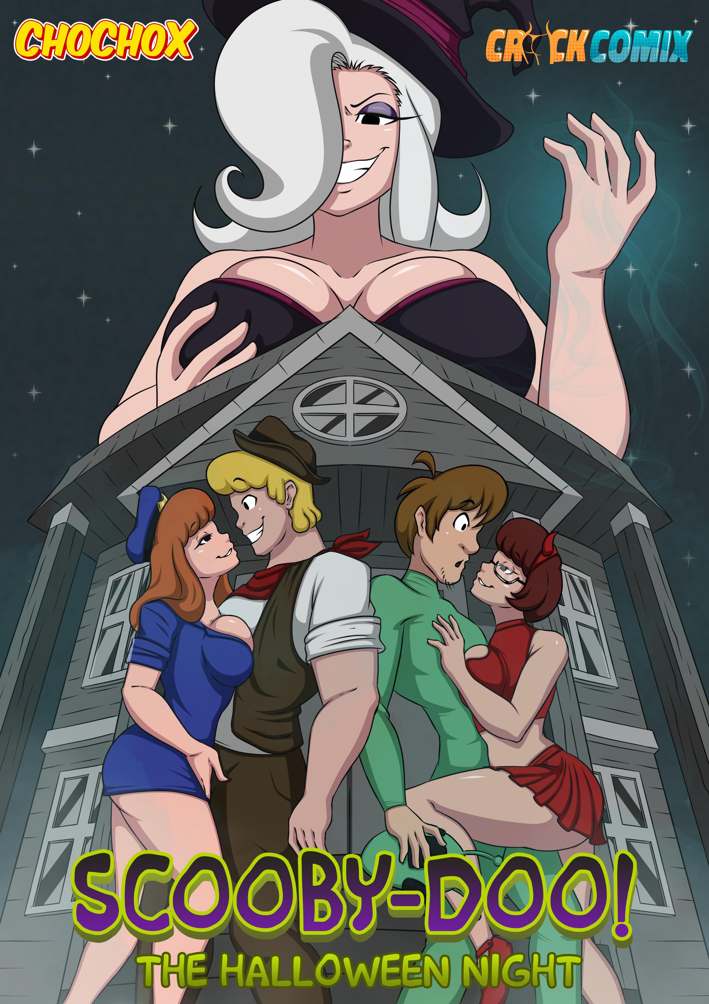 Scooby Doo The Halloween Night Chochox
