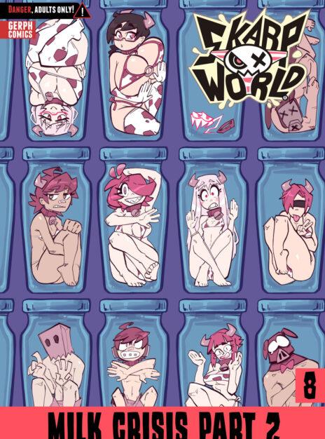Skarpworld Chapter 8 Hentai 01