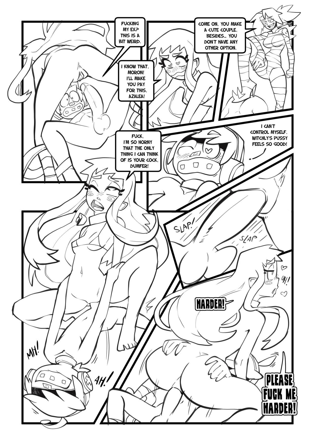 Skarpworld Chapter 8 Hentai 07