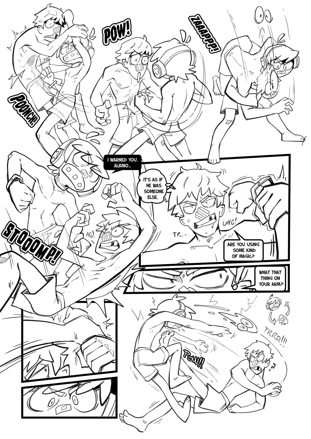 Skarpworld Chapter 8 Hentai 23