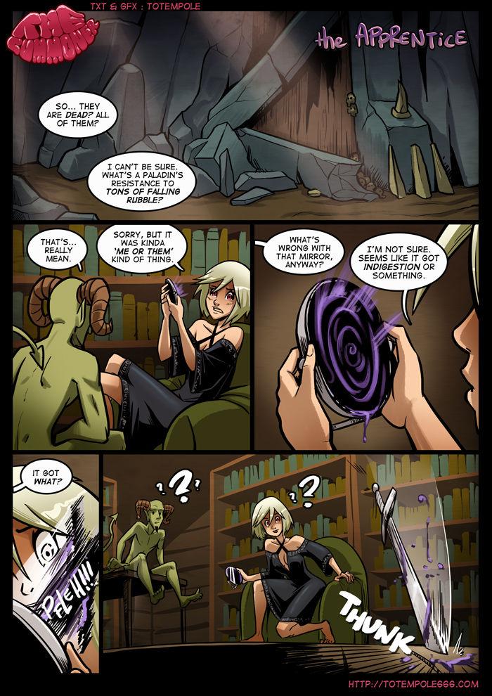 The Cummoner 13 The Apprentice 02