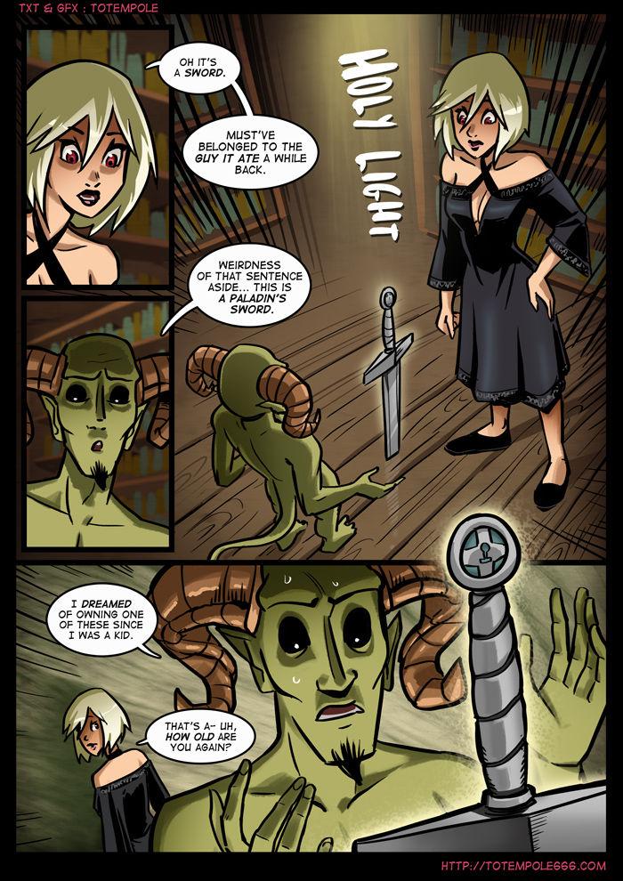 The Cummoner 13 The Apprentice 03