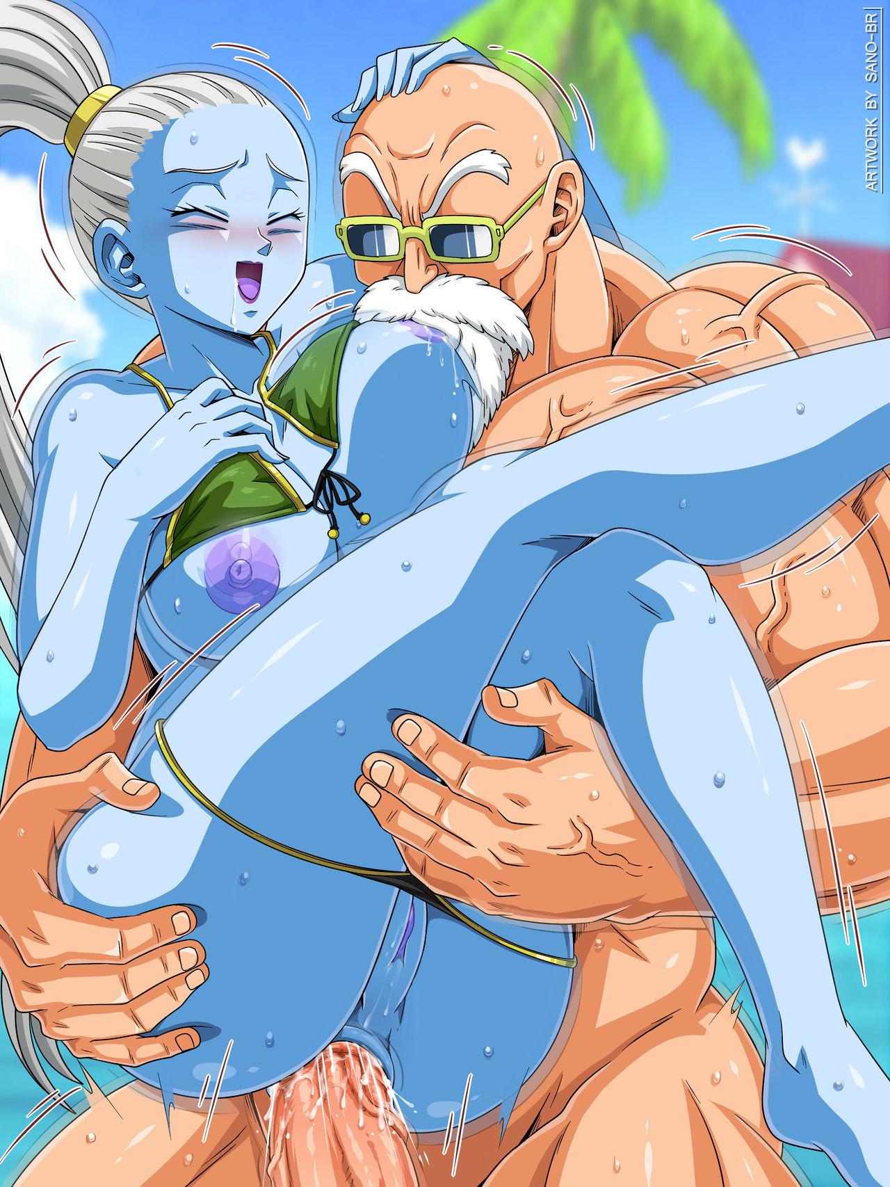 Vamos X Master Roshi 03