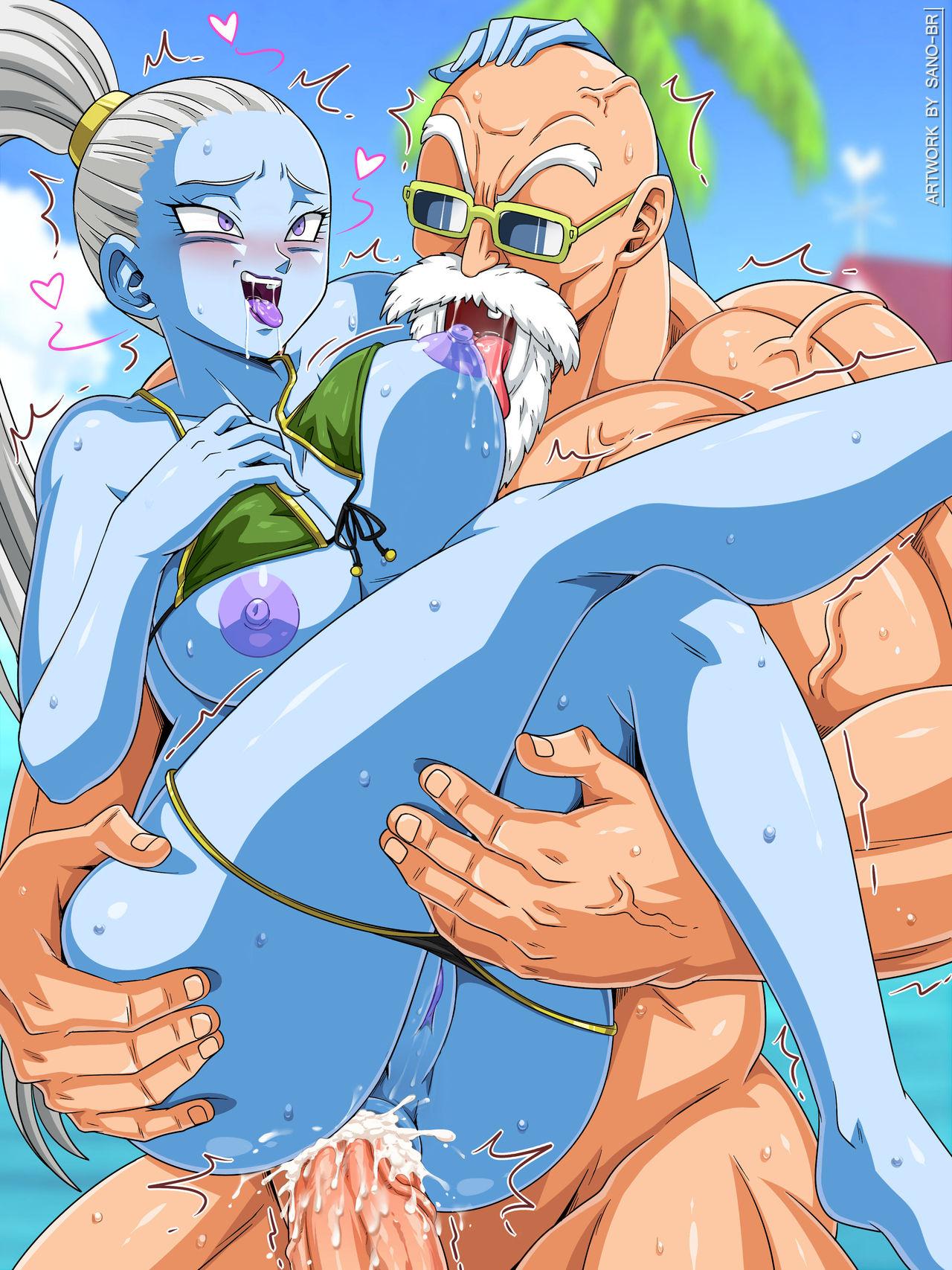 Vamos X Master Roshi 04