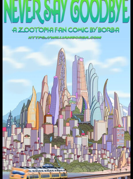 Never Say Goodbye Borba Zootopia 1
